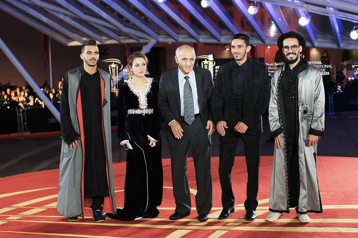 Abderrahim-Tounsi-et-sa-Famille